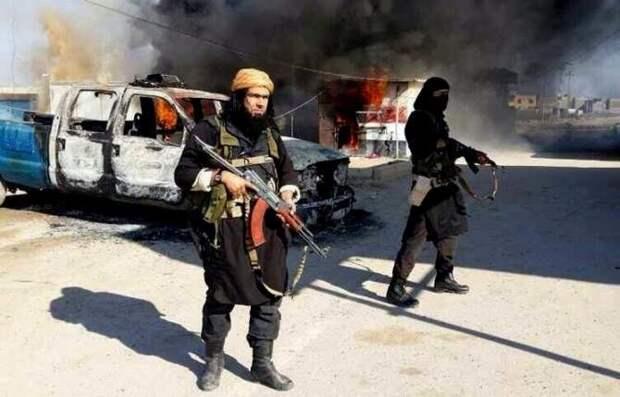 Бунт в Сирии: племена восстали против оккупантов и с боями отбили населённые пункты (ФОТО)