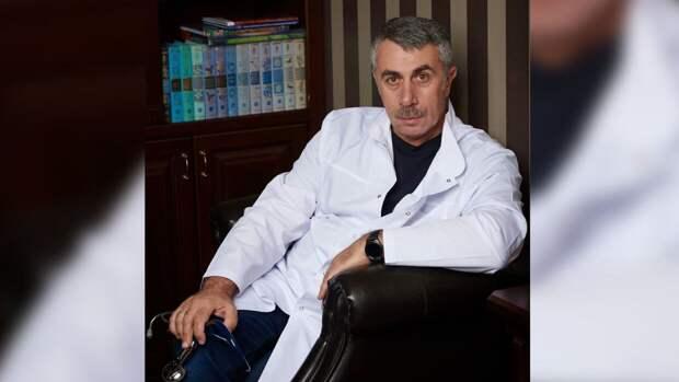 Комаровский назвал благоприятную среду для появления новых мутаций коронавируса