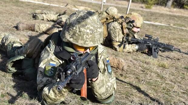 На Украине военные не видят признаки подготовки ВС РФ к наступлению