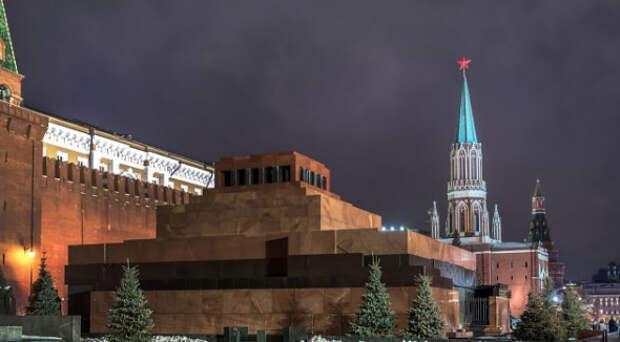 О надуманной проблеме с захоронением Ленина