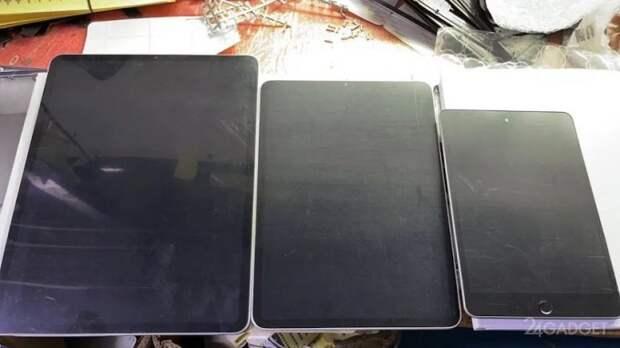 Инсайдеры опубликовали реальные снимки Apple iPad mini и iPad Pro