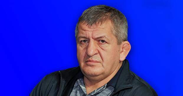 ⚡️ Умер отец бойца UFC Хабиба Нурмагомедова