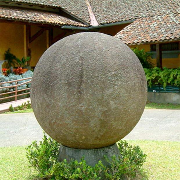 Камни сферической формы
