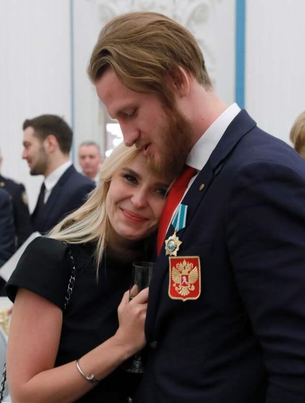 Пелагея и Иван Телегин. Фото: Михаил Метцель/ТАСС