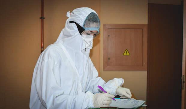 Новый коронавирусный антирекорд вОренбуржье: 408 заразившихся засутки