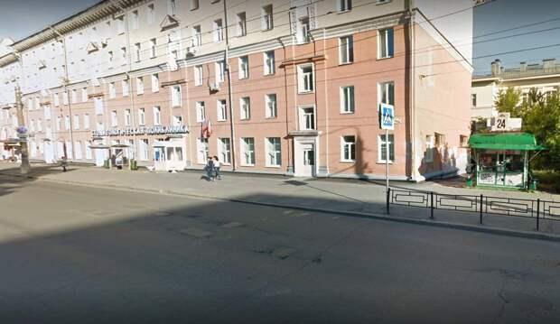 В Ижевске уберут пешеходный переход у стоматологической поликлиники №1