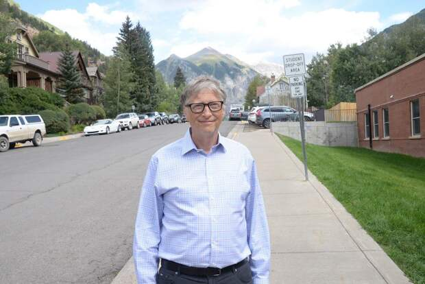Проблемы с законом и 50 книг в год: факты из жизни своенравного Билла Гейтса