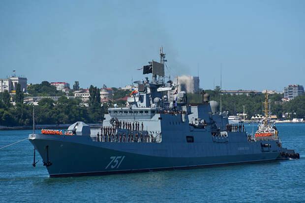 Страны НАТО усилили военное присутствие в Черном море