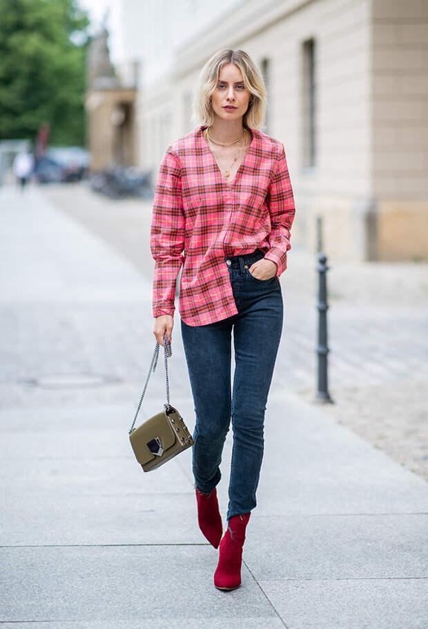 С чем носить рубашку, чтобы выглядеть стильно