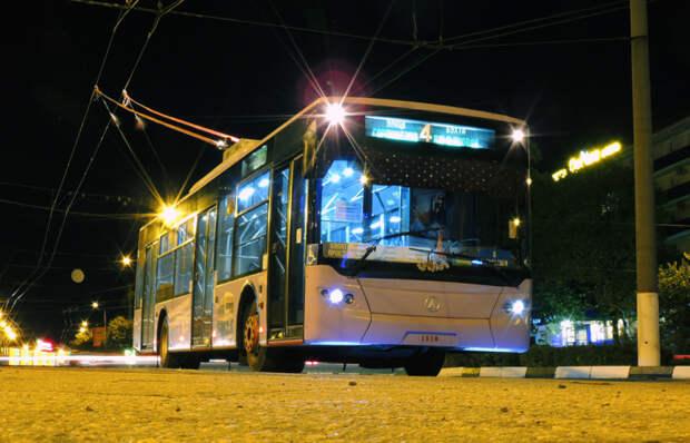 Долг за севастопольский транспорт погасили