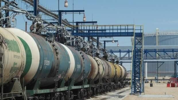 Нефть переориентируют навнутренний рынок