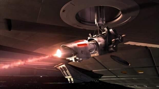 США начали размещение космического оружия