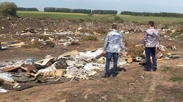Как ликвидировать стихийные свалки вРостовской области придумали активисты
