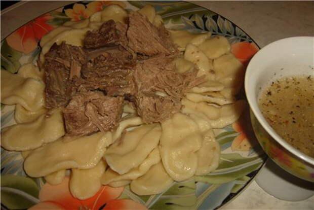 Рецепты по четвергам. Клёцки, ньокки, галушки, вареники. Галушки (4)