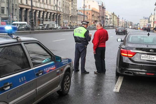 За вождение без прав усилят наказание