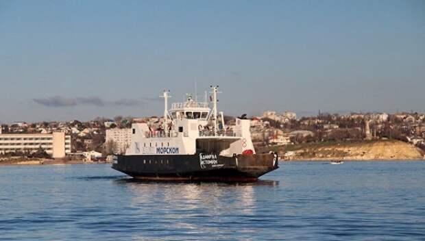 Внимание! Морской транспорт в Севастополе прекратил движение