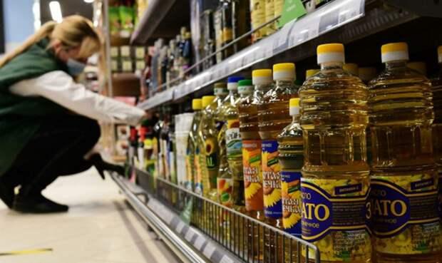 Минпромторг не получал жалоб от торговых сетей на трудности с закупкой сахара и масла