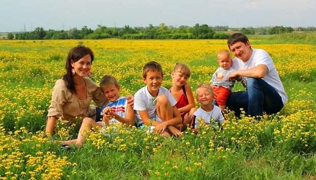 С начала года 270 многодетных семей получили земельные участки в Подмосковье