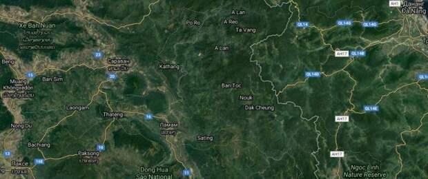 Тропа Хо Ши Мина. Вьетнамская дорога жизни. Бои в Южном Лаосе