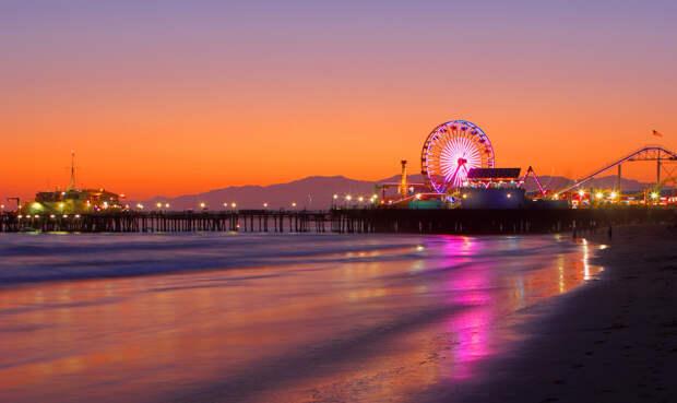 Где посмотреть на самые красивые закаты