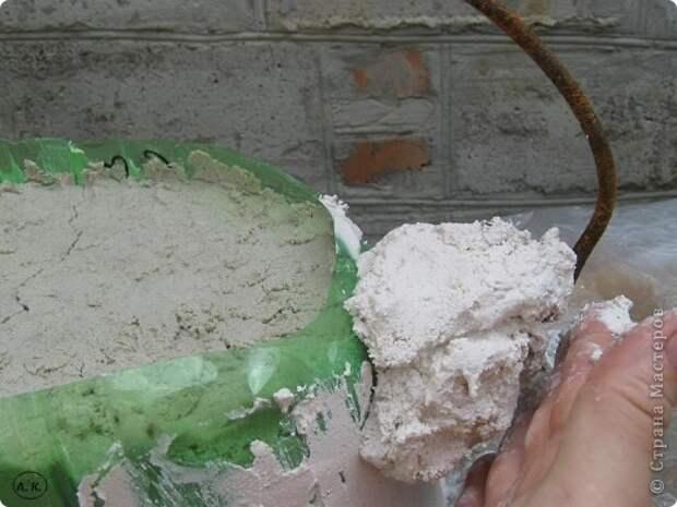 Мастер-класс, Скульптура Лепка:  Лебедь-кашпо ( обещанный МК) ч. І. Фото 6