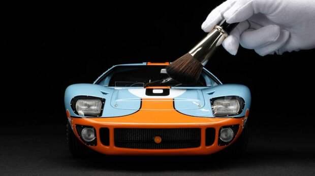 Копию Ford GT40 оценили как настоящий автомобиль