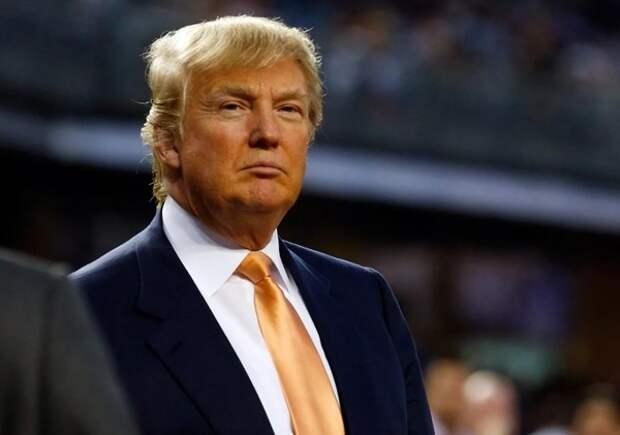 Трамп назвал условие, при котором Байден зайдет в Белый дом