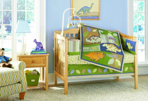 Как украсить детскую кроватку для новорожденных своими руками: интересные техники (60 фото)