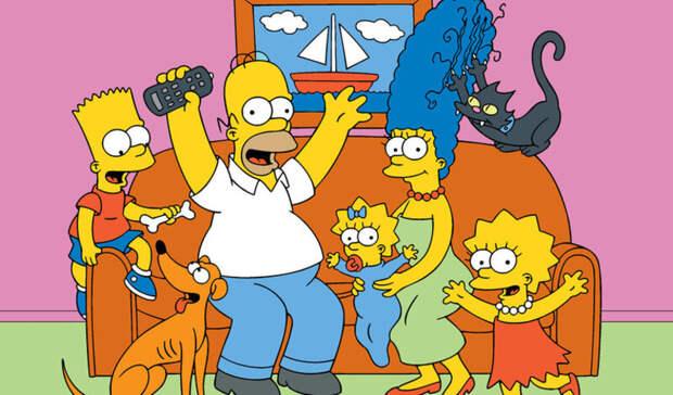 ВВеликобритании готовы нанять аналитика мультсериала «Симпсоны»