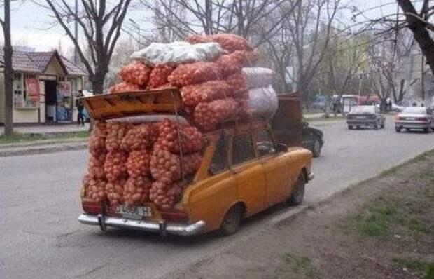 Москвичу всё по плечу, фото с сайта forums.drom.ru