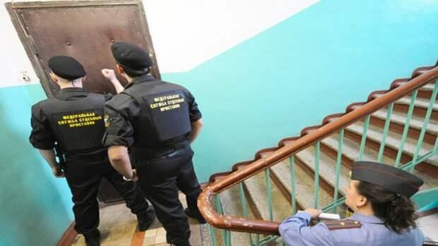 Крымские приставы описывают имущество за долги по штрафам