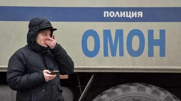 """Члена бюро партии """"Яблоко"""" Кирилла Гончарова задержали в Москве"""