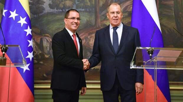 «Наше партнерство — это братство»: глава МИД Венесуэлы оценил отношения с Россией
