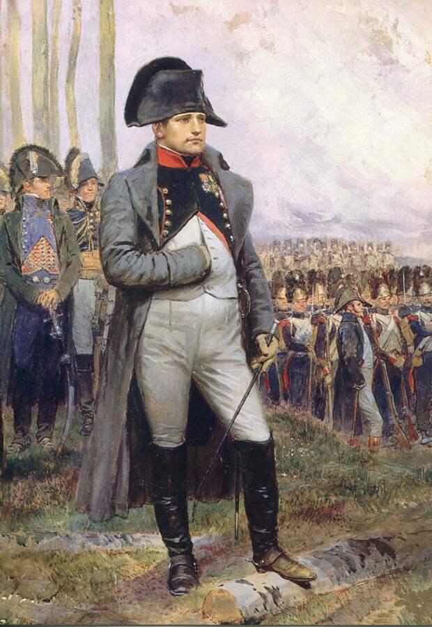 Зачем Наполеон переодевался поляком