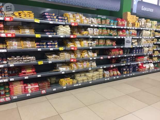 Цены в Удмуртии в июне выросли в среднем на 0,3%