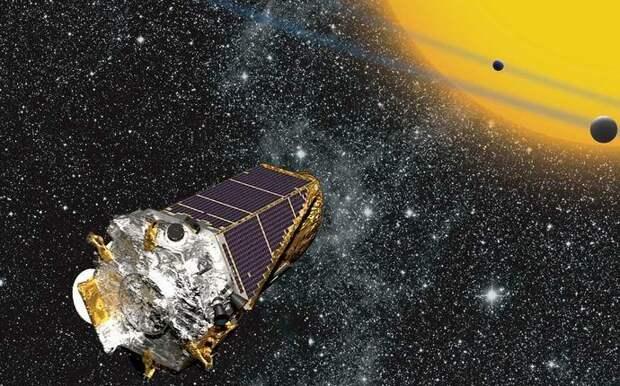 Во Вселенной наверняка имеются триллионы обитаемых планет