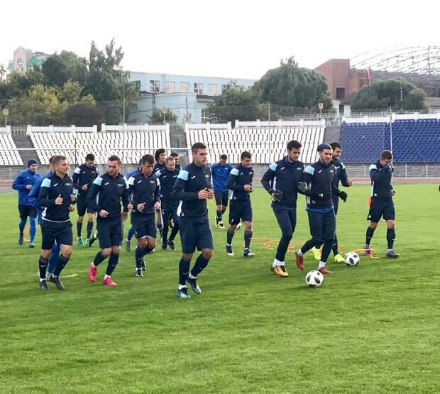 Футбольная команда «Зенит-Ижевск» вышла из карантина по коронавирусу
