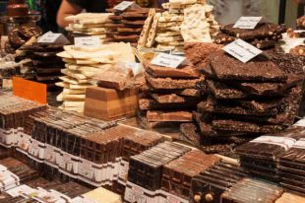 Фестиваль «Салон Шоколада» пройдет в Москве впервые за 7 лет