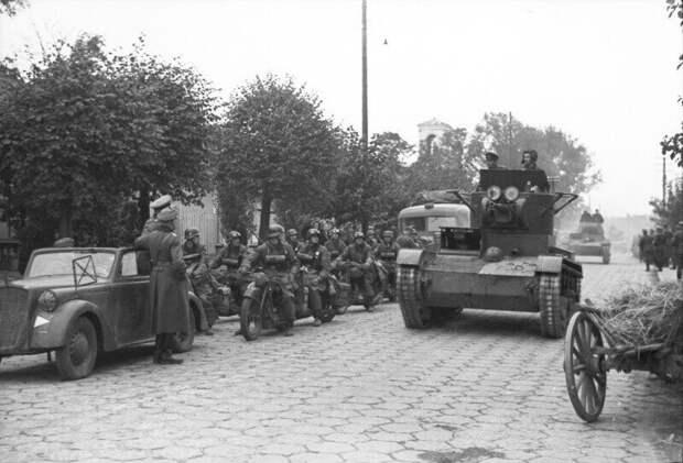 Десять малоизвестных фактов о воссоединении Беларуси в 1939 году