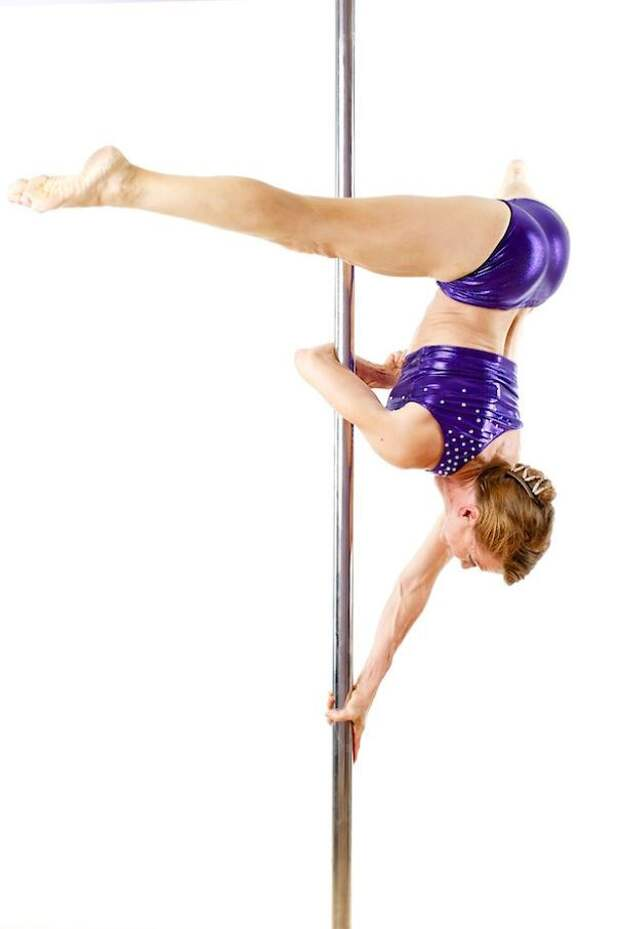 Грета Понтарелли, 61 год, танцовщица на шесте