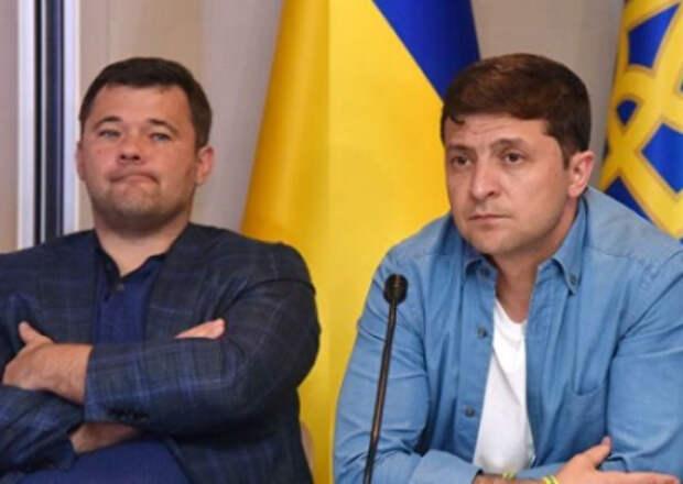 Андрей Богдан: Зеленский превратил страну в посмешище