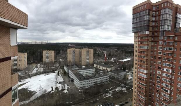 ДОМ.РФ продает имущественный комплекс в подмосковной Балашихе