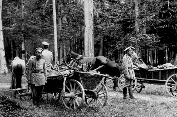 Последние дни Российской империи (ФОТО)