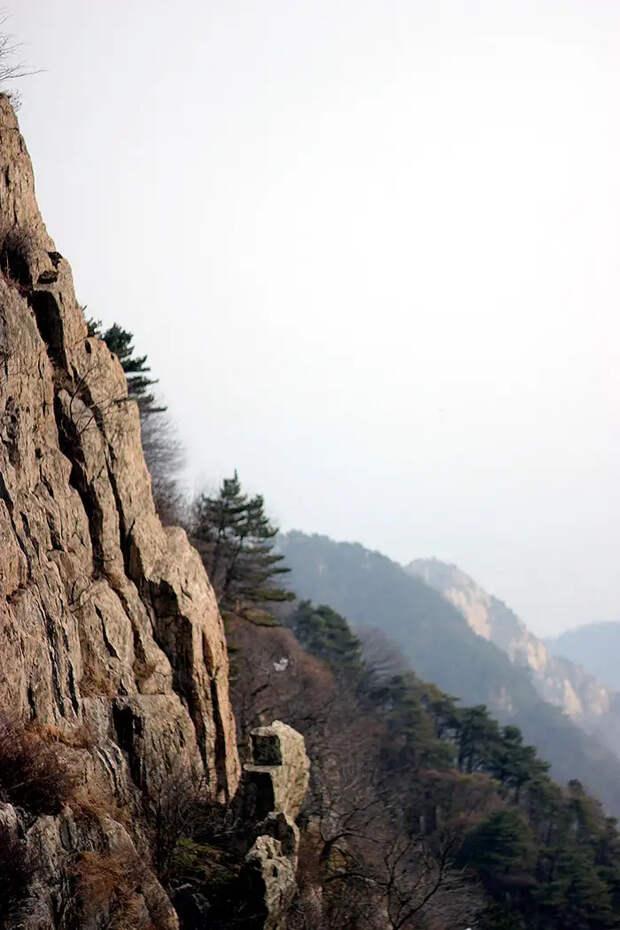 Тайшань. Гора Восхода