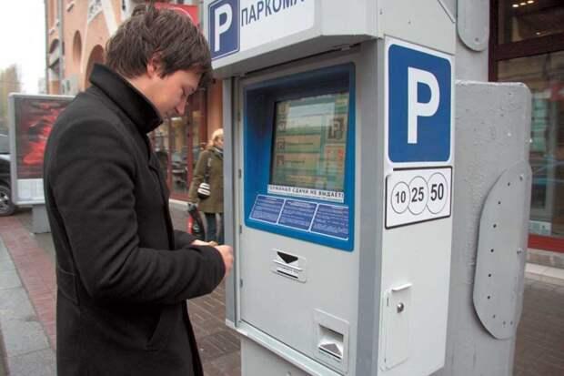 Парковка на улицах Савеловского будет бесплатной в новогодние праздники