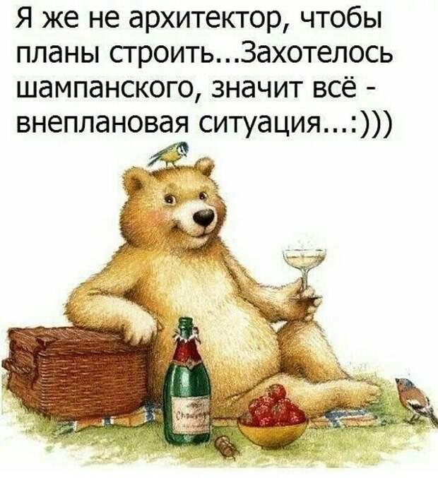 - У меня для вас не очень хорошая новость: Печень у вас здоровая...