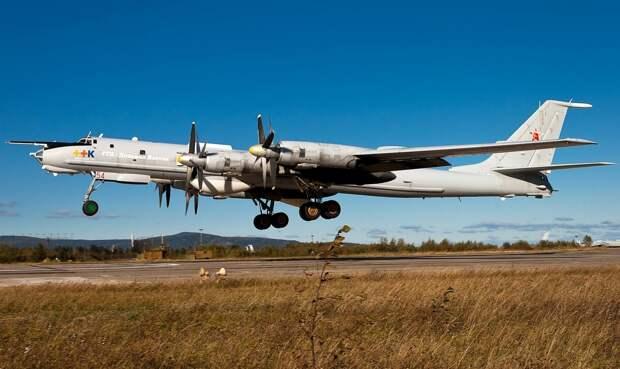 ВВС США идентифицировали два российских Ту-142 вблизи Аляски