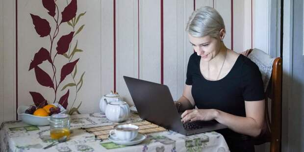 Сергунина анонсировала совместный литературный проект Москвы и Нижнего Новгорода. Фото: Е. Самарин mos.ru