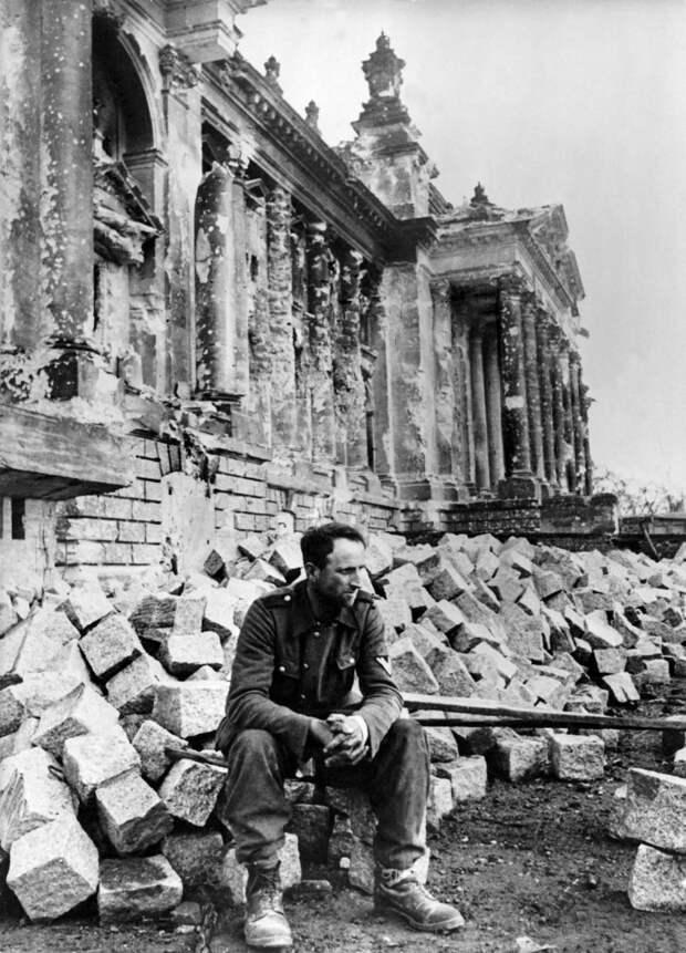 1945 год. Падение Берлина