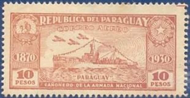Парагвайская «Аврора». Музейный экспонат на плаву